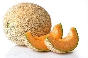 cantaloupe winter skin